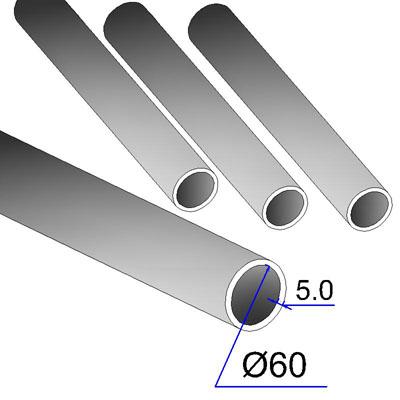 схема трубы